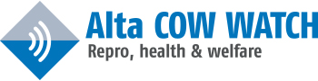 Alta COW WATCH logo